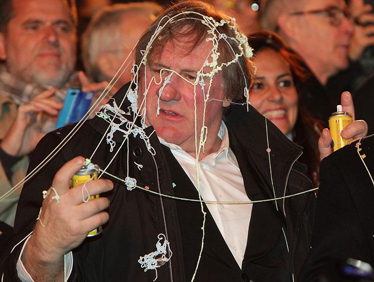 Gérard fait la fête